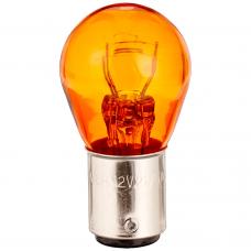 Lampada Pisca 2p S25 P21/5w 12v 21/5w Bay15d Laranja 10 Unidades - Multisaer AU853
