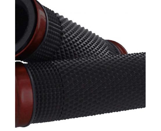 Manopla Esportiva Sem Peso Vermelha (par) - Multilaser MT125