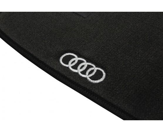 Jogo de Tapetes Audi A4 1996 à 2001 Chumbo Luxo