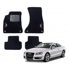 Tapetes Audi A5 Turbo Luxo