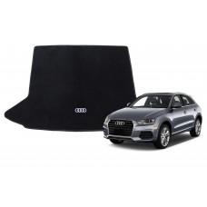 Tapete Porta Malas Audi Q3 Preto Luxo