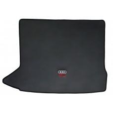 Tapete Porta Malas Audi Q3 2012 à 2019 Preto Borracha