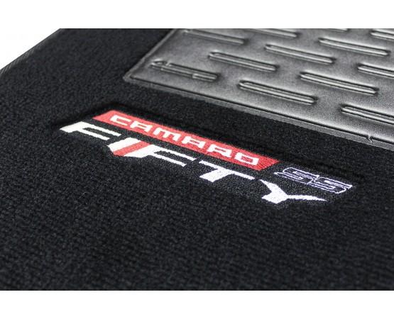 Jogo de Tapetes Chevrolet Fifty Camaro Luxo