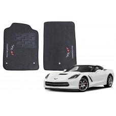 Jogo de Tapetes Chevrolet Corvette Luxo