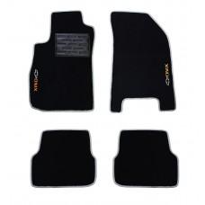 Jogo de Tapetes Chevrolet Onix Luxo