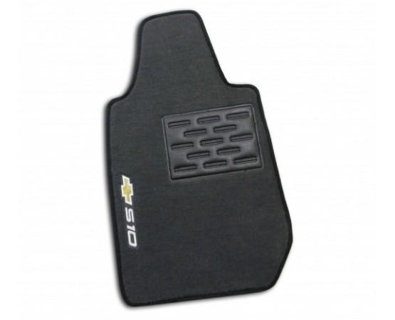 Tapete Chevrolet S10 Cabine Dupla Luxo