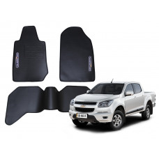 Tapete Chevrolet  S10 High Country Traseiro Inteiriço Borracha