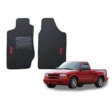 Tapete Chevrolet S10 SS Boucle Luxo