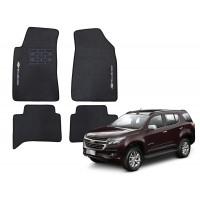Jogo de Tapetes Chevrolet TrailBlazer Luxo