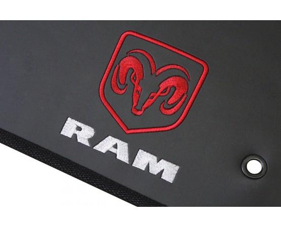 Tapete Dodge Ram Cabine Dupla Borracha