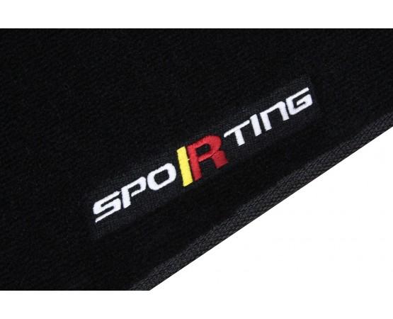 Tapete Fiat Uno Sporting Luxo