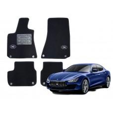 Tapete Maserati Ghibli Luxo
