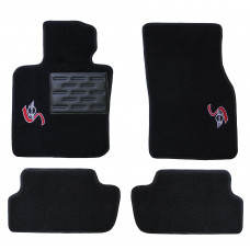 Jogo de Tapetes Mini Cooper S 4 Portas Luxo