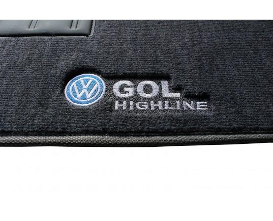 Tapete Volkswagen Gol Highline Luxo