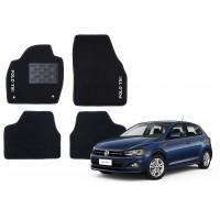 Tapete Volkswagen Novo Polo Tsi Luxo