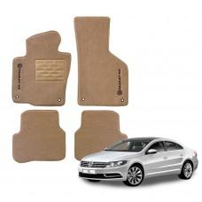 Jogo de Tapetes Volkswagen Passat CC Luxo