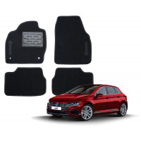 Tapete Volkswagen Polo a Partir de 2018 Luxo