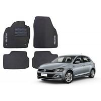 Tapete Volkswagen Polo Tsi Chumbo Luxo