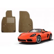 Tapete Para Porsche Boxster Caramelo Luxo