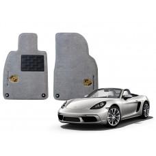Tapete Para Porsche Boxster Cinza Luxo